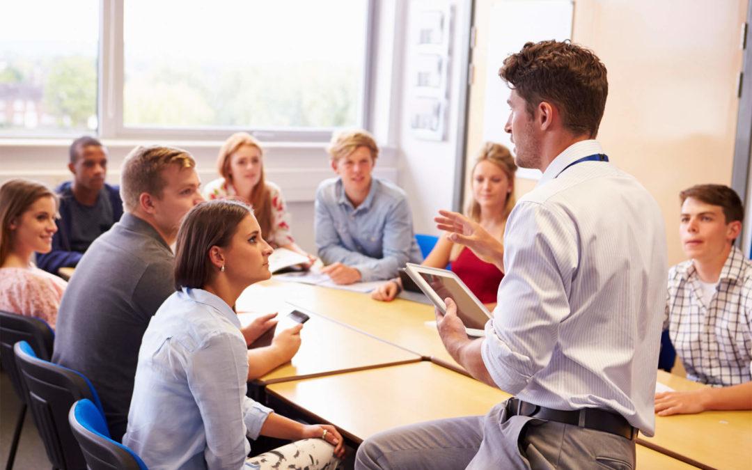 Statushouders ontdekken hun kansen voor de klas
